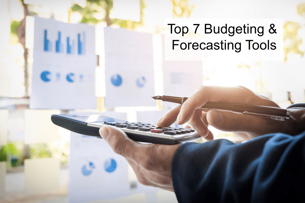 finance and budgeting tools