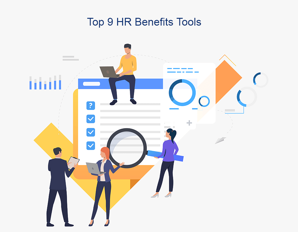 HR benefits tools