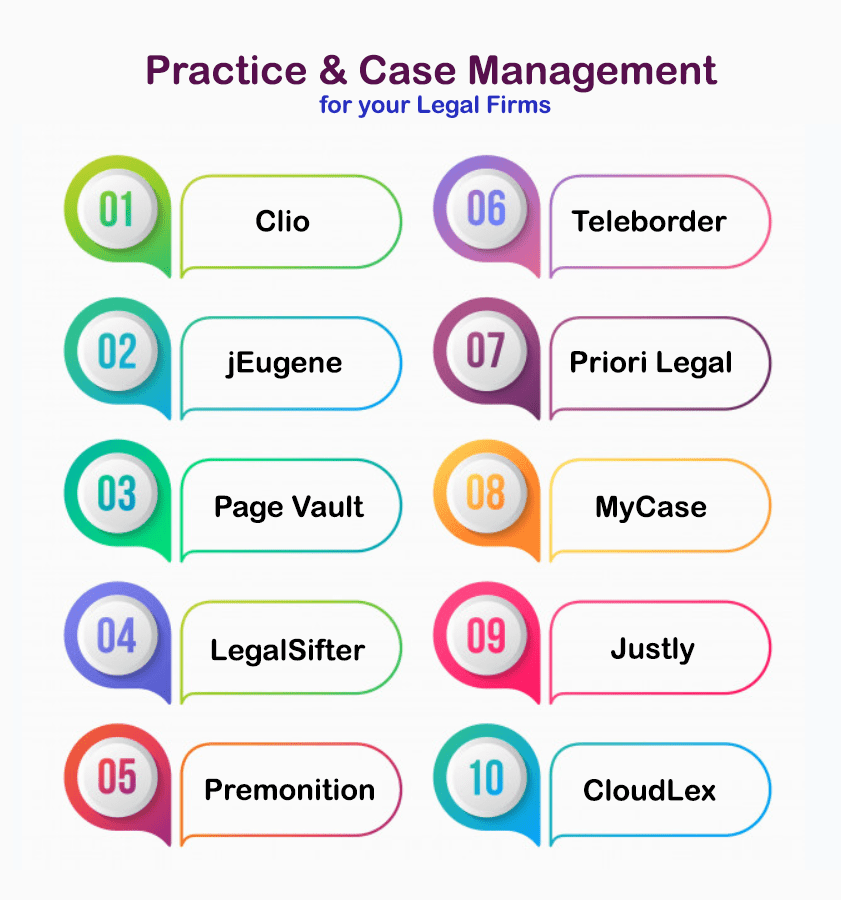 legal case management