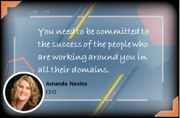 Amanda Nevins, CFO Talks About the Book Who : The A Method for Hiring